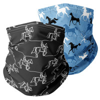 Dreamers & Schemers Horsey Neck Gaiters
