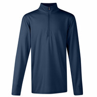 Kerrits Kids Ice Fil Lite Long Sleeve Shirt, Navy
