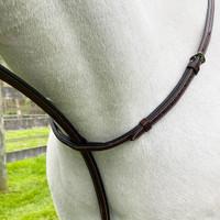 Americana Plain Raised, Standing Martingale, Small Pony & Pony