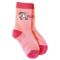 Belle & Bow Belle Logo Socks