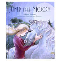 Jump the Moon Hardcover Book