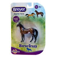 Breyer Horse Crazy Stablemates Horse, Quarter Horse