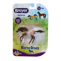 Breyer Horse Crazy Stablemates Horse, Appaloosa