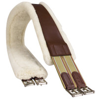Beval Gladstone Removable Sheepskin Girth 36'' - 46''