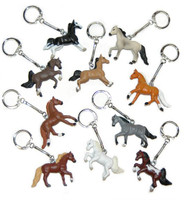 Soapie Ponies Key Ring