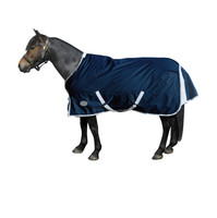 "Weatherbeeta Landa Navy Turnout Sheet,  Size 57"" Only"