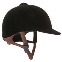 International Pro-Rider Velvet Helmet