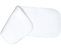 No-Bow Leg Wraps White 8'', 10'', 12'' & 14''
