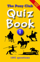 Pony Club Quiz Book No. 1
