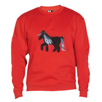Pets on Sweats Sweatshirt, Size Small Only