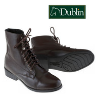 Dublin Reserve Laced Paddock Boots