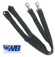 Weatherbeeta Elastic Leg Straps With One Push Snap