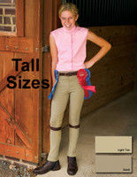 TuffRider Pull On Tall Jods Sizes 6 - 16 Tall