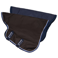 Amigo Bravo 12 Pony Neck Cover, (No Fill), Navy or Excalibur