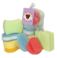 Tail Tamer Sack-O-Tack Sponges