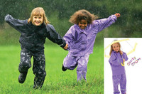 Rambo Kids Rain Jacket & Pants