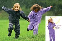 Rambo Kids Rain Jacket & Pants