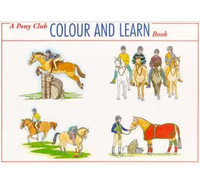 Pony Club Colour & Learn Book