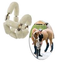 Ovation Sheepskin Shipping Halter