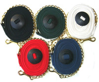 25' Cotton Lunge Line With Chain