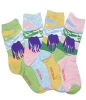 Peaceful Pony Socks - Childs