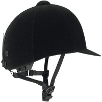 International Olympian Velveteen Helmet