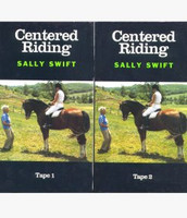 Centered Riding Series Sally Swift (VHS Tape 2 Only)