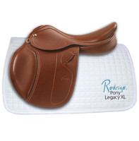 "Rodrigo Pony Legacy XL Saddle, 15"" Only"
