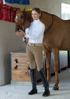 Ovation Euroweave Side Zip Breech