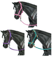 Breyer Nylon Halters with Leads