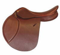 HDR Advantage Close Contact Saddle - Flocked