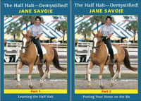 The Half Halt Demystified! (DVD)