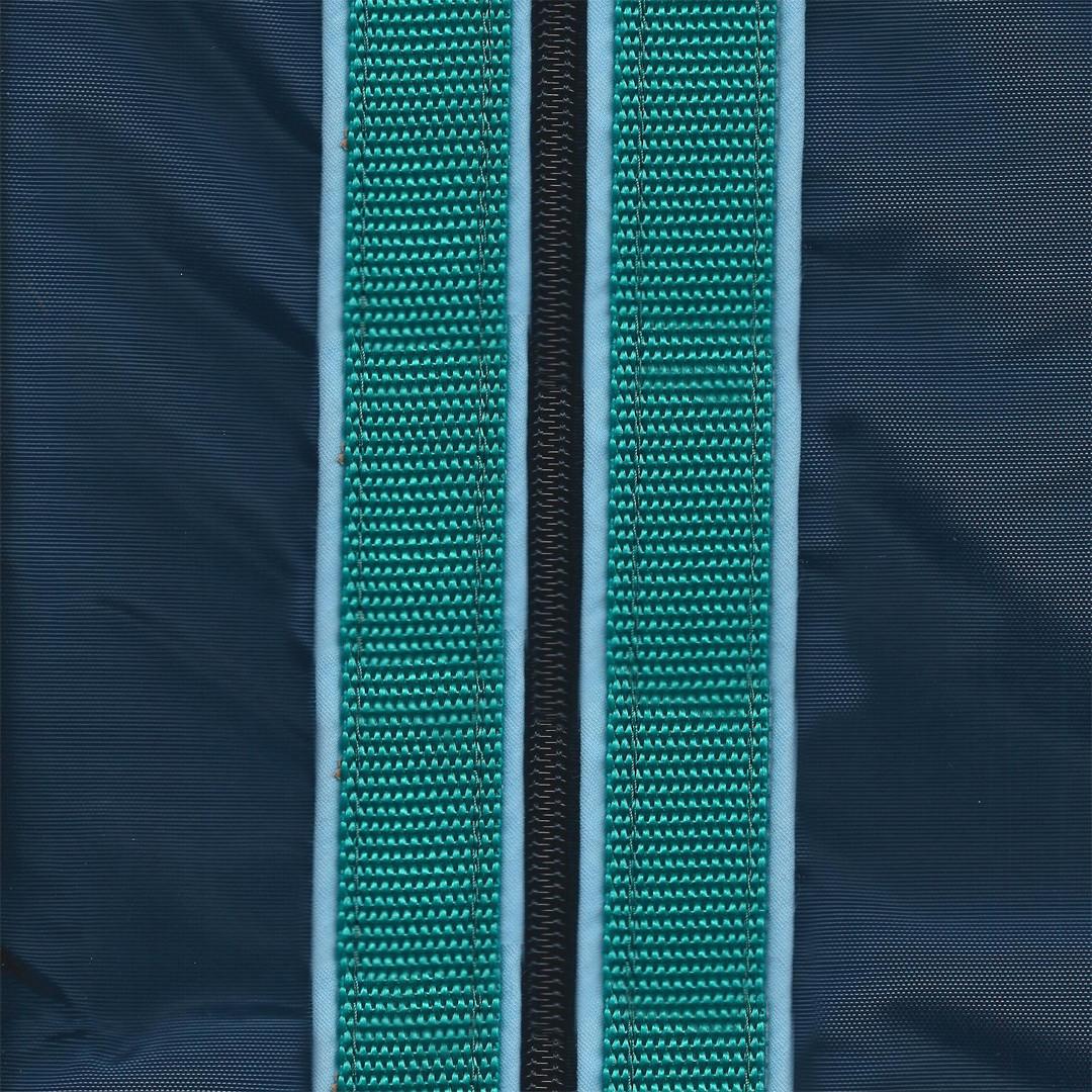 Navy/Teal/Light Blue