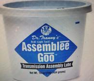 Lubegard Dr. Tranny 19260 Transmission Assemblee Lube Goo Blue - 16 oz.