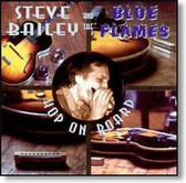 Steve Bailey and The Blue Flames - Hop on Board