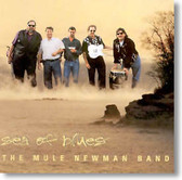 The Mule Newman Band - Sea of Blues