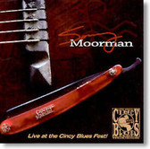 Sonny Moorman - Live At The Cincy Blues Fest