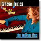 Teresa James & The Rhythm Tramps - The Bottom Line