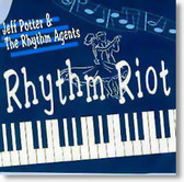 Jeff Potter & The Rhythm Agents - Rhythm Riot