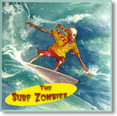The Surf Zombies - Self Titled