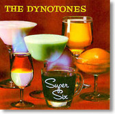 """Super Six"" surf CD by The Dynotones"