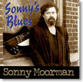 """Sonny's Blues"" CD by Sonny Moorman"