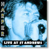 Harper - Live At St Andrews