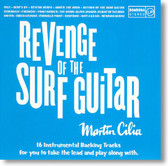 Martin Cilia - Revenge of The Surf Guitars Backing Tracks