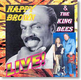 Nappy Brown & The King Bees - Live!