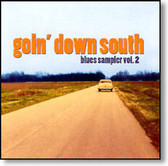 Various Artists - Goin' Down South Blues Sampler Vol. 2