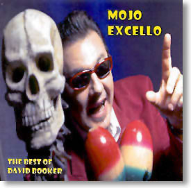 """Mojo Excello"" blues CD by David Booker"