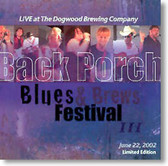 Various Artists - Back Porch Blues & Brews Festival