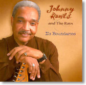 Johnny Rawls and The Rays - No Boundaries