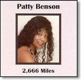 Patty Benson - 2666 Miles